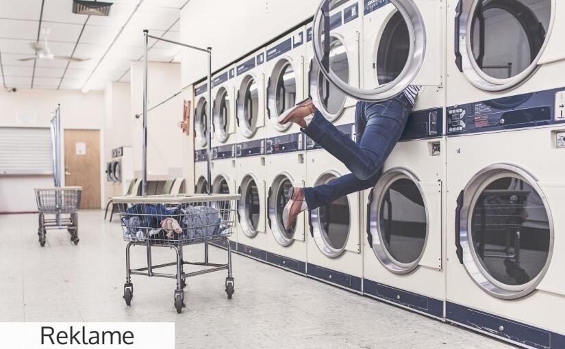 Sådan vasker du tøj selv