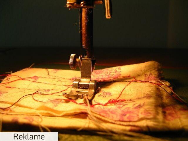 Lær at reparere dit tøj selv