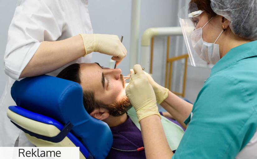 Find tandlæger med studierabat