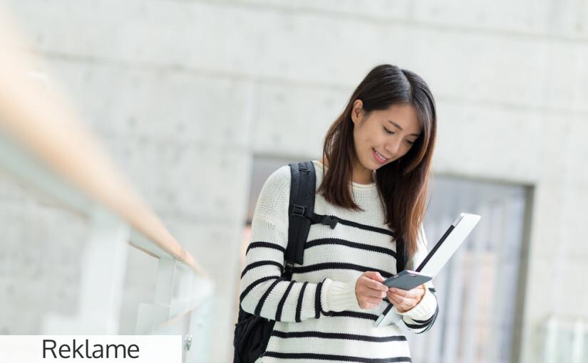 mobilabonnement til studiepriser