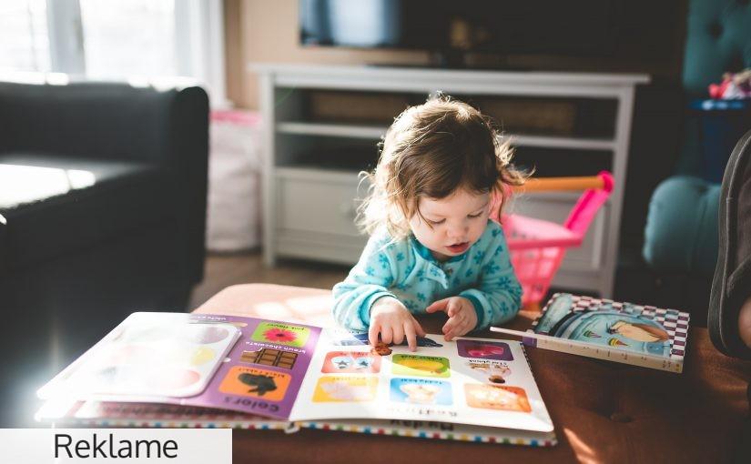 Find den perfekte børnebog til din 2-årige